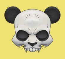 Skull Panda  Kids Clothes