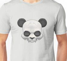 Skull Panda  Unisex T-Shirt