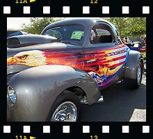 Tricked Out Rides... by Rita  H. Ireland