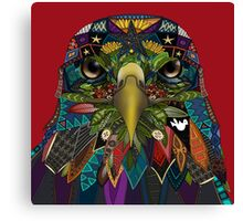 American Eagle red Canvas Print
