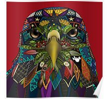 American Eagle red Poster