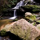 Leura Cascades by Brett Still