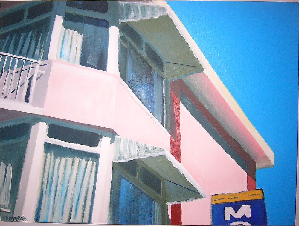 Motel by ChristineBetts