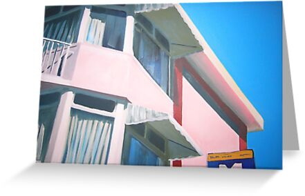 Motel by ChristineBetts