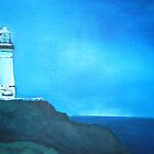 Cape Byron Lighthouse by ChristineBetts
