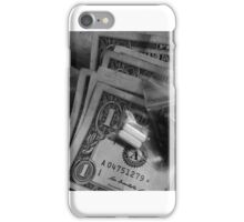 DRUG MONEY iPhone Case/Skin