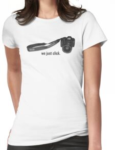cedric part two Womens Fitted T-Shirt