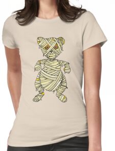 Giant Mummy Bear Womens Fitted T-Shirt