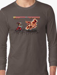 Super Smash Fighter Long Sleeve T-Shirt