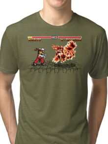 Super Smash Fighter Tri-blend T-Shirt