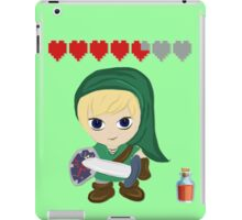 Zelda Valentines: You Fill my Heart Containers iPad Case/Skin