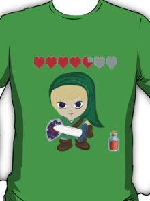 Zelda Valentines: You Fill my Heart Containers T-Shirt