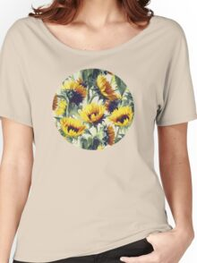 Sunflowers Forever Women's Relaxed Fit T-Shirt