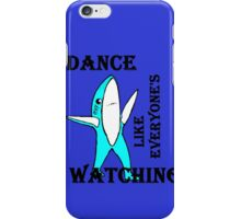 super bowl left shark iPhone Case/Skin