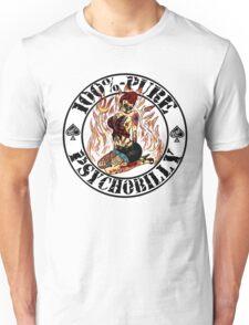 Psychobilly Girl - white Unisex T-Shirt