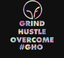 GRIND HUSTLE OVERCOME Unisex T-Shirt