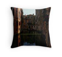 Shadow & Highlight - Venice  Throw Pillow