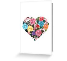 In love! Greeting Card