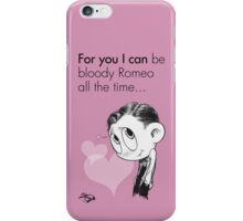 Valentine's  Little Freddie Page iPhone Case/Skin