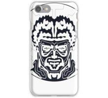 The Striped Man Inverse iPhone Case/Skin