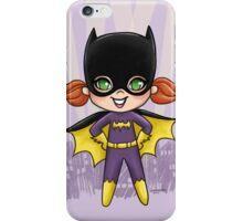 Li'l Batgirl iPhone Case/Skin