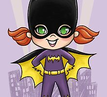 Li'l Batgirl by GenevieveKay