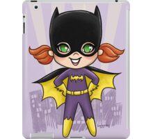 Li'l Batgirl iPad Case/Skin