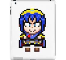 Prince Marth - Fire Emblem Smash Bros Mini Pixel iPad Case/Skin