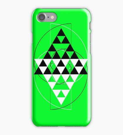 Golden Pyramids iPhone Case/Skin