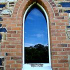coolac church window by Jan Stead JEMproductions
