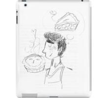 Ned the Piemaker iPad Case/Skin