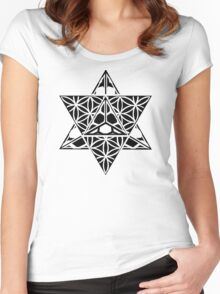 MetaHedron Women's Fitted Scoop T-Shirt