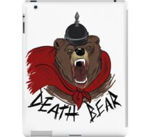 Death Bear iPad Case/Skin