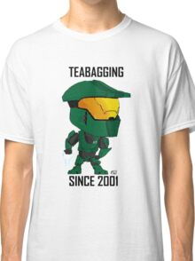 TEABAGGING SINCE 2001 Classic T-Shirt