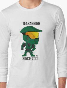 TEABAGGING SINCE 2001 Long Sleeve T-Shirt