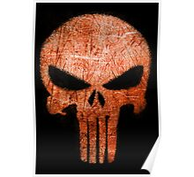 The Punisher Skull Poster
