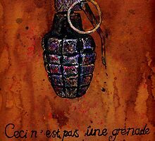 This is not a Grenade By Charles Dada by Charles Dada