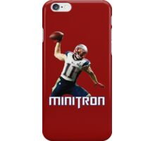 Minitron 2 iPhone Case/Skin