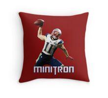 Minitron 2 Throw Pillow