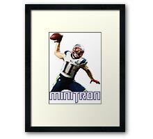 Minitron 2 Framed Print