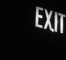 Exit by Steve Lichuk