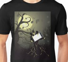 Zombie Hand with Phone Unisex T-Shirt