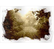 Woodland Wonderland Poster