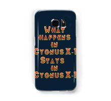 Cygnus X-1 Samsung Galaxy Case/Skin