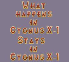 Cygnus X-1 Kids Clothes