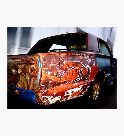 colorful cruiser Photographic Print