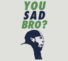 You Sad Bro? Richard Sherman by AllisaB