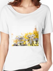 Summer Chamomiles 5 Women's Relaxed Fit T-Shirt