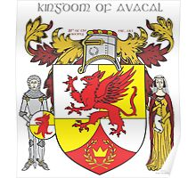 Kingdom of Avacal Poster