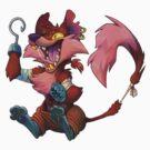 Foxy Meep by JimHiro